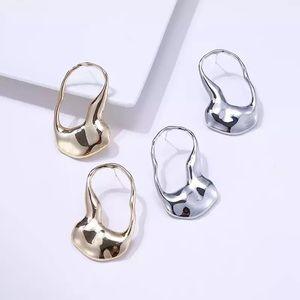 Melted earrings